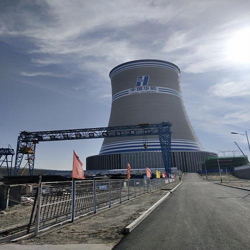电站冷却塔
