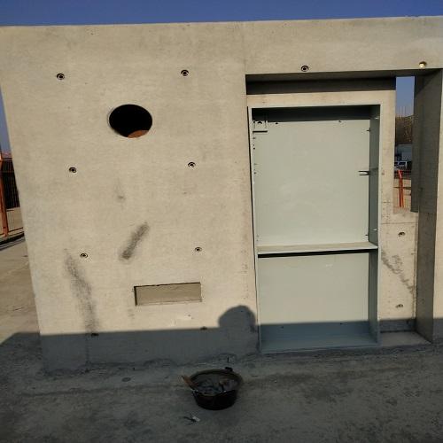 清水混凝土缺陷修复工艺