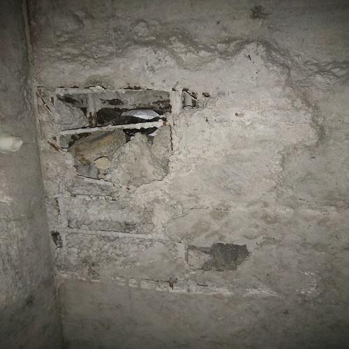 混凝土缺陷修補