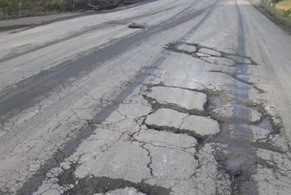 混凝土路面修复