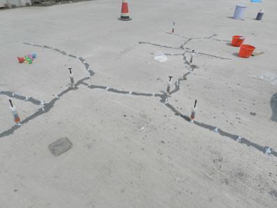混凝土裂缝修补剂