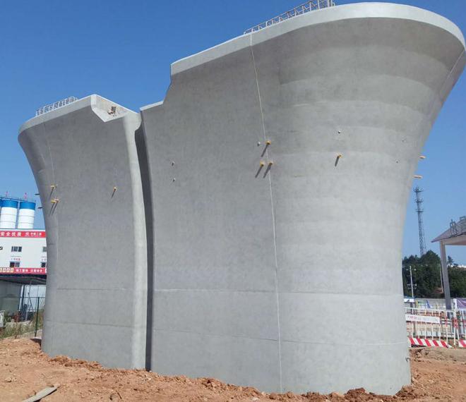 橋梁混凝土修補