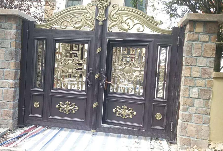 福州铝艺庭院大门