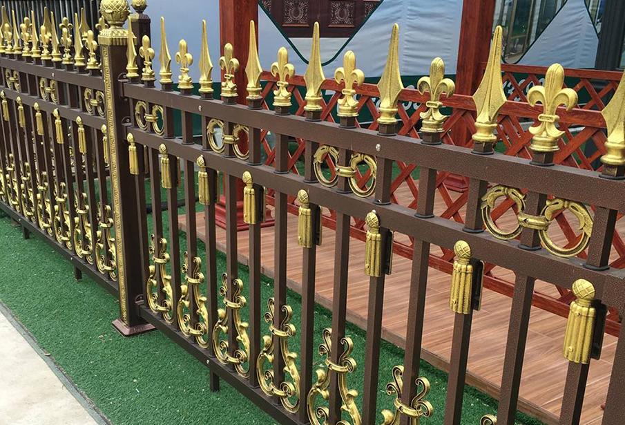 福州铝艺围栏