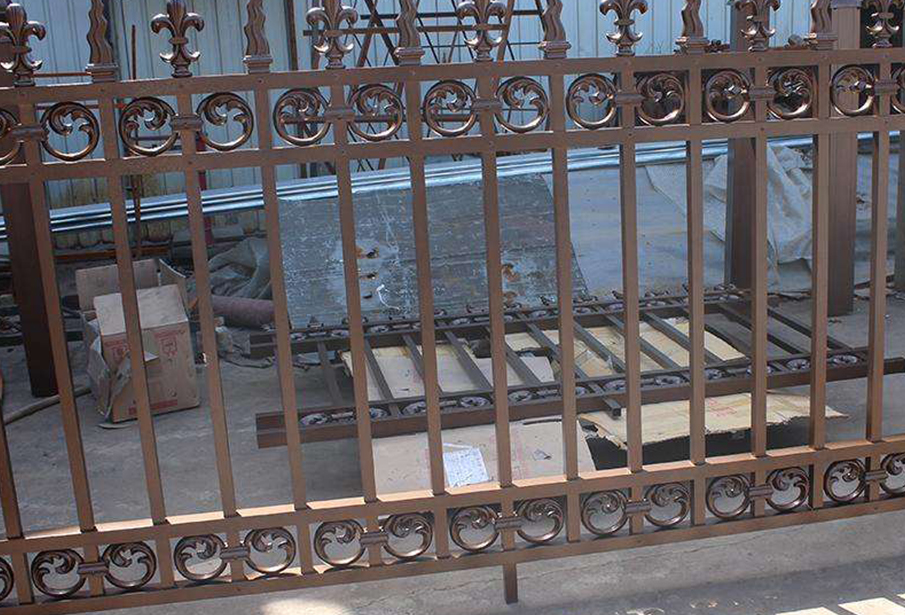 福州铝艺阳台护栏