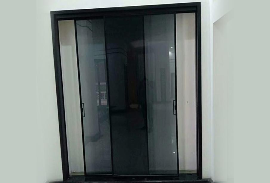 窄框玻璃门