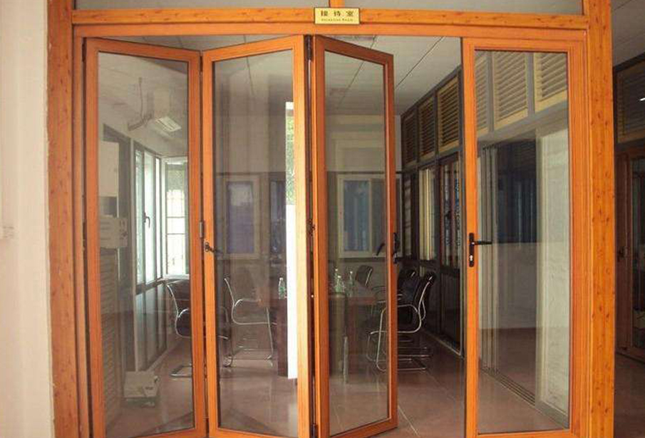 福州木质折叠门