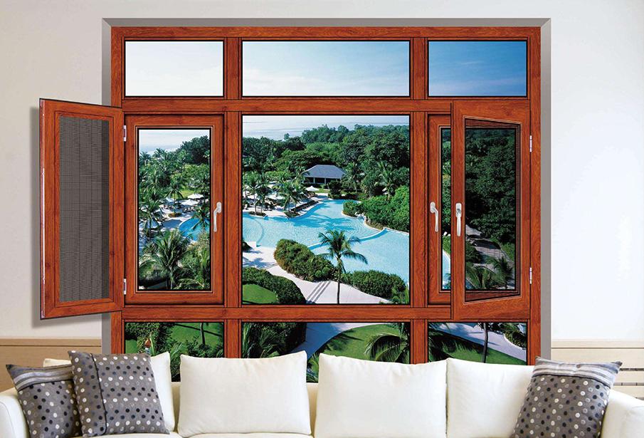 福建铝合金门窗配件