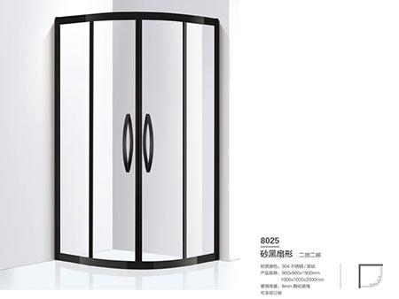 8025圆弧型淋浴房