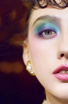 化妆造型实操
