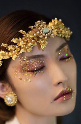 学员化妆造型作品展示