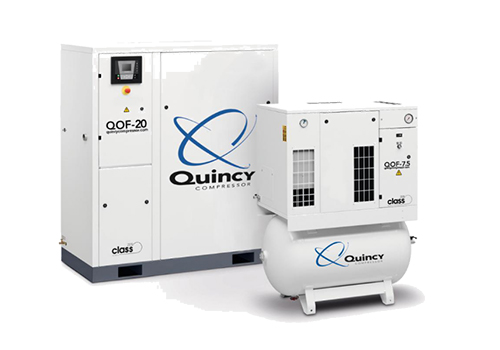 QOF无油涡旋空气压缩机