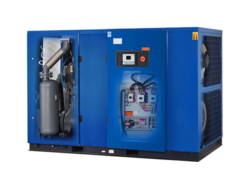 QGD LP低压螺杆式空气压缩机