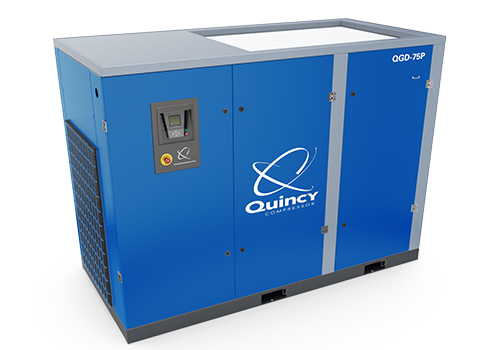 Quincy Great Drive Plus– QGDP喷油螺杆空气压缩机