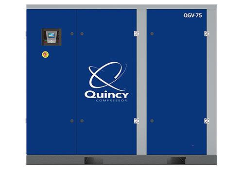 Quincy Great Drive Variable-QGV噴油螺桿空氣壓縮機
