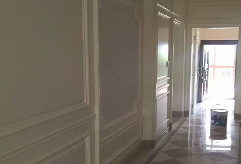 钢质护墙板