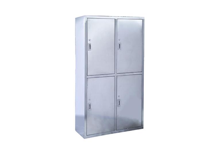不锈钢卧室衣柜