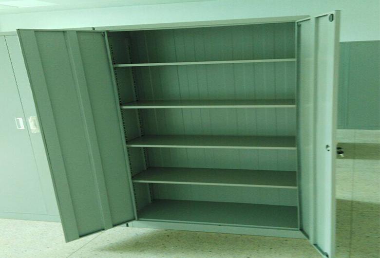 不锈钢新中式衣柜