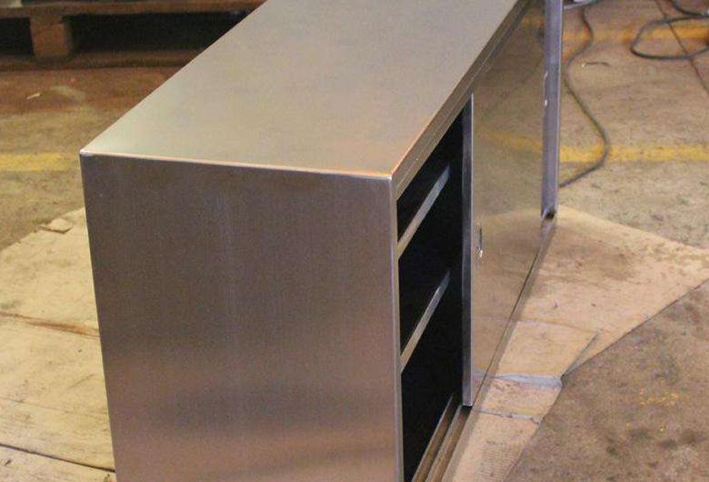 不锈钢大容量鞋柜