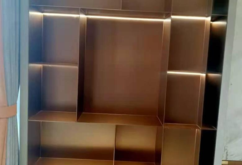 整体不锈钢橱柜