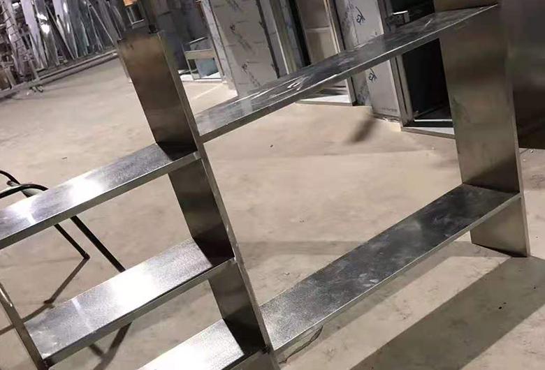 不锈钢架子柜