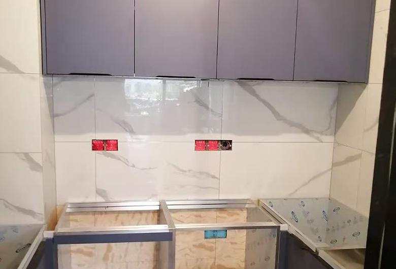 厨房整体橱柜