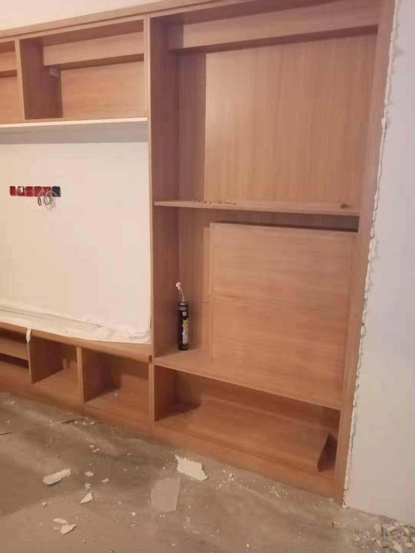 不锈钢衣柜安装