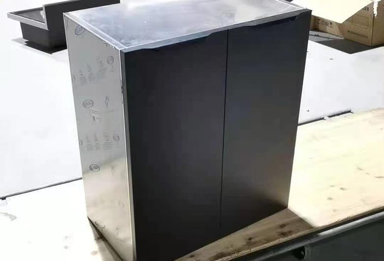不锈钢单个厨柜