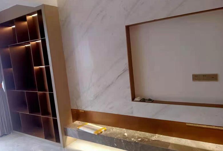 不锈钢墙柜