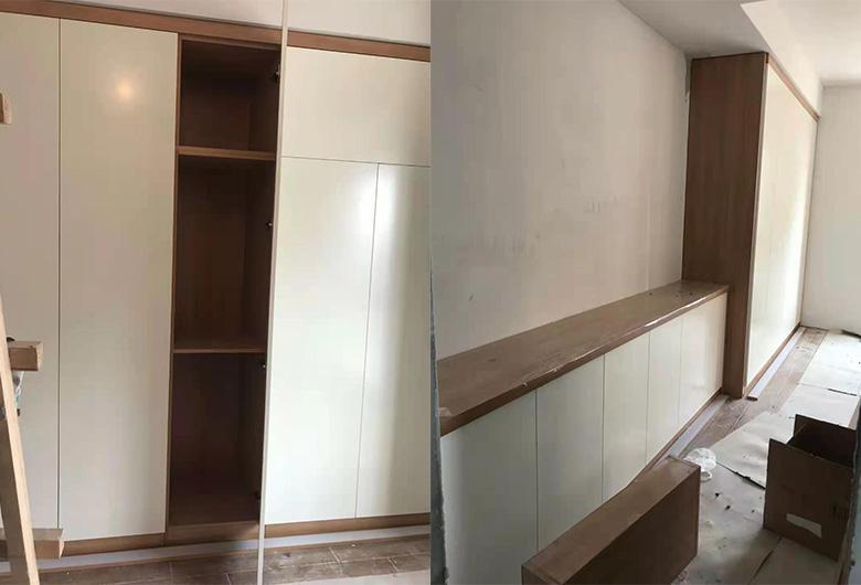 定制木质橱柜