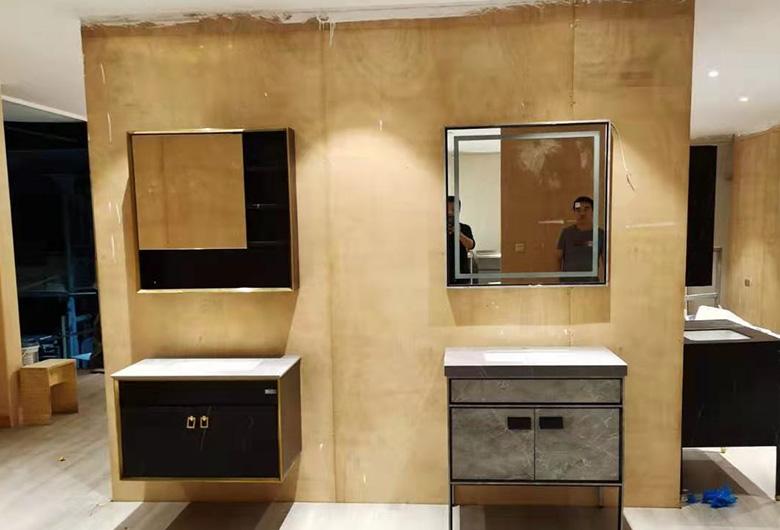 卫浴不锈钢浴室柜