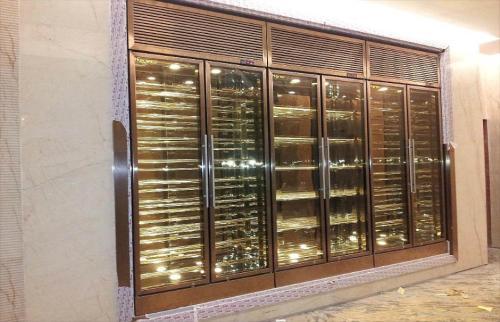 三明不锈钢酒柜
