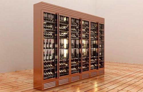 龙岩不锈钢酒柜