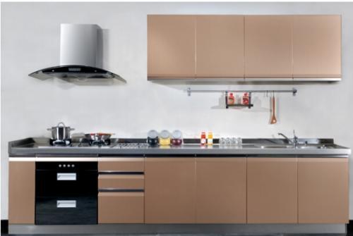 南平不锈钢整体厨柜