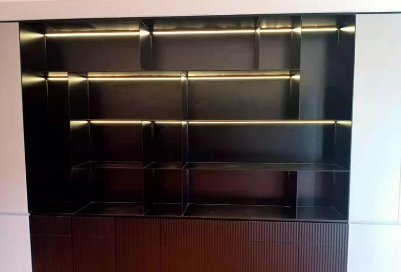 三明不锈钢整体橱柜