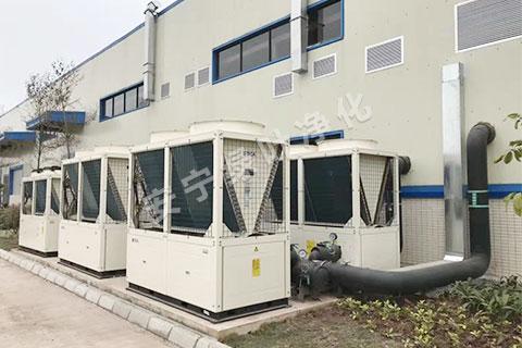 药厂室外空调机组