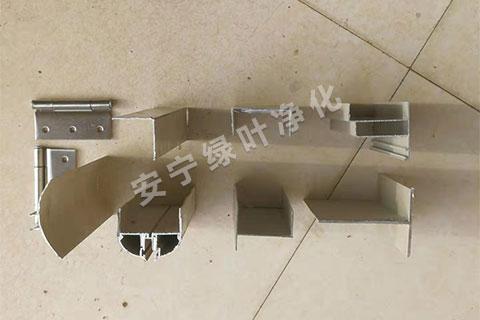 云南铝合金辅材应用