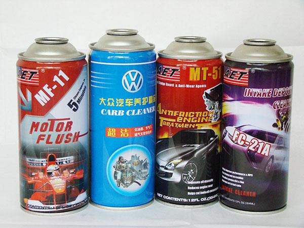 杀虫气雾剂罐