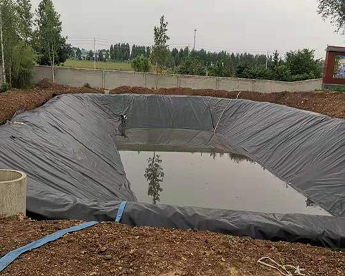 防渗池供应
