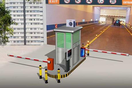 安順停車場車牌識別管理系統