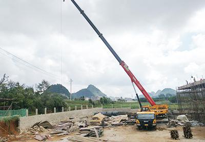 45-65吨吊车案例