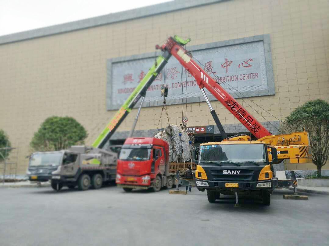 8-12吨吊车案例