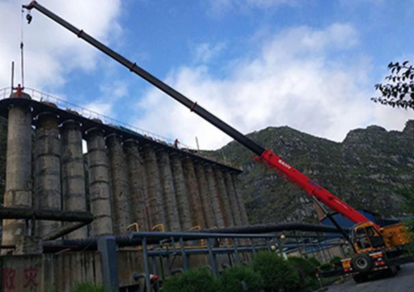 20吨吊车案例