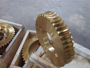 河南铸造铜套厂家和你分享铸造合金收缩的基本概念