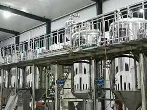 新疆牛油精炼设备厂家