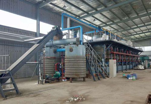 山东鸡鸭油熬炼设备厂家