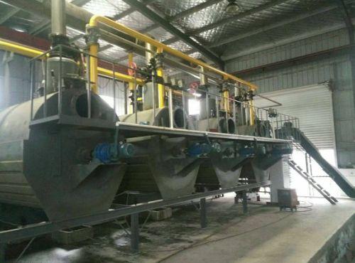 山东动物油初炼设备