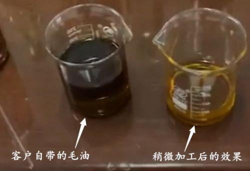 湖南猪油精炼设备