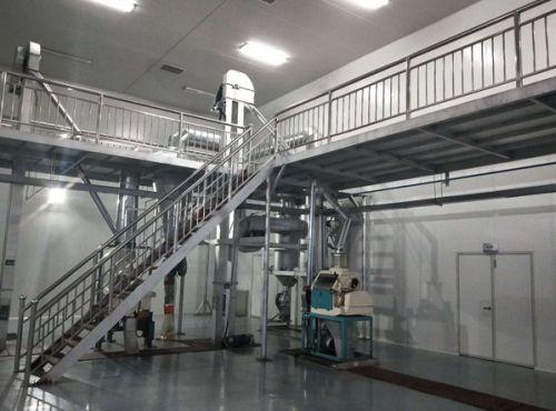 安徽茶籽精炼油设备