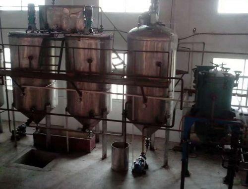 东北花生精炼油设备